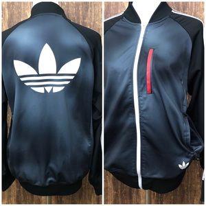 Adidas Zip Up Jacket Sz Medium